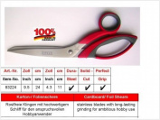 "Kretzer ZipZap 82024 (83224) 9.5"" / 24cm Cardboard / Craft / Foil / Sewing / Tailor's / Universal Scissors ~ Shears"