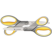 3 Pack Titanium Bonded Scissors, Pack of 2, 20cm Straight by ACME UNITED CORPORATION. Paper, Pens & Desk Supplies / Scissors / All-Purpose)