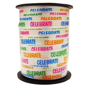 Celebrate Curling Ribbon