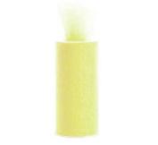 Yellow 15cm X 75 Ft (25 Yards) Tulle 100% Nylon