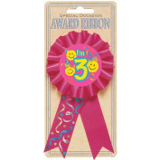 3rd Birthday Smile Award Ribbon