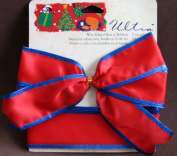 Ultra Wire Edged Bow & Ribbon