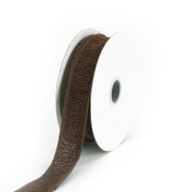 Creative Ideas Jute Ribbon, 2.2cm , Brown