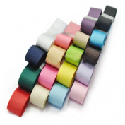 Oparty Grosgrain Ribbon Group 36 Rolls 2.2cm , Party Favours