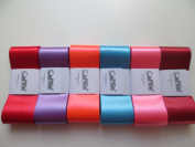 CaPiSo® Ribbons Different Colours and 5.1cm