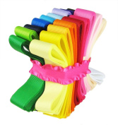 Hip Girl Boutique 40-50yd Solid Ribbon Value Pack