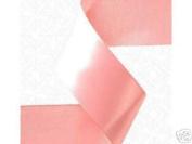 3.8cm x 50 yds Single Face Satin ribbon- PINK