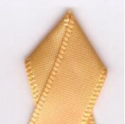 Papilion R07430209067520YD .100cm . Single-Face Satin Ribbon 20 Yards - Gold