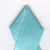 Papilion R07430216031520YD .160cm . Single-Face Satin Ribbon 20 Yards - Navajo Turquise