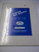 Savage Paper Products, Custom Mat Mounts, 20cm x 25cm Outside Size, 11cm x 17cm Inside
