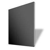 41cm x 50cm ProCore MatBoard (Black/White Smooth) - 10 Pack