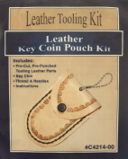 Springfield Leather Company Key and Coin Case