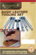 Real Leather Crafts Basic Leather Tooling Set