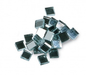 Mosaic Mercantile Mirror Tile, 1cm , Square, 50 Count
