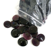 Glass Gems, 4.75 Lb. Bag, Purple, Amethyst and Lilac