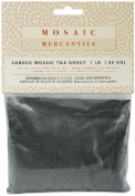Mosaic Mercantile Grout Sanded, 470ml, Charcoal