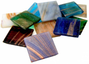 Mosaic Mercantile 1.9cm Metallic Assorted Tile