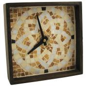 Antiquity Mosaics Wall/Desk Clock Kit