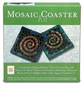 Mosaic Mercantile Mosaic Coaster Kit