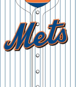 Turner MLB New York Mets Stretch Book Covers