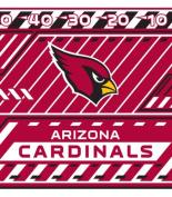 Turner NFL Arizona Cardinals Stretch Book Covers
