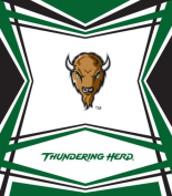 Turner CLC Marshall Thundering Herd Stretch Book Covers