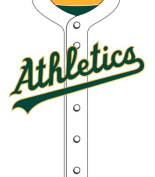 Turner MLB Oakland Athletics Stretch Book Covers