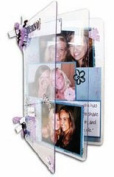 Zutter 2789 7.6cm by 10cm Clear Acrylic Cover Pair
