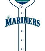 Turner MLB Seattle Mariners Stretch Book Covers