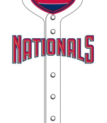 Turner MLB Washington Nationals Stretch Book Covers
