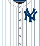 Turner MLB New York Yankees Stretch Book Covers