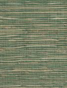 Grass Cloth/Paper- Natural Grass on Green 46cm x 60cm Sheet
