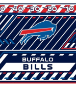 Turner NFL Buffalo Bills Stretch Book Covers