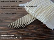 Bookbinding Needles & Bookbinding Thread