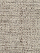 Grass Cloth/Paper- Tightly Woven Grey Zig-Zag 46cm x 60cm Sheet