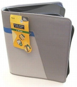 Mead 5Star Binder 5.1cm Zip 1St Gear (2-Pack) Assorted Colours