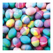 Sugar Tree Papers 30cm x 30cm -Multi-Coloured Eggs 25 per pack