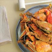 McRice Photo NOM208530 Papers, 30cm x 30cm , Crab Feast, 25 Per Pack