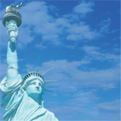 Sugar Tree Papers 30cm x 30cm -Statue Of Liberty 25 per pack