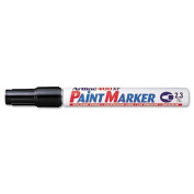 Artline® Paint Marker, Bullet Tip, 2.3 mm, Black
