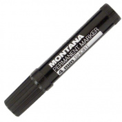 Montana Permanent Marker 4Mm Black