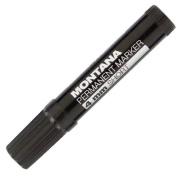 Montana Permanent Marker 4Mm Black