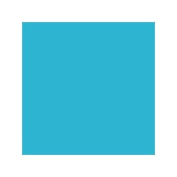 Chartpak AD Marker Individual - Process Blue