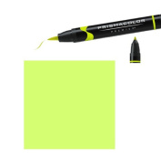 Prismacolor Premier Double-Ended Brush Tip Markers chartreuse 027