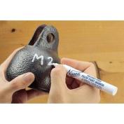Nissen Ni Wbwh-00900 Solvent Free Felt Tip Marker White