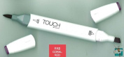 ShinHanart Touch Twin Brush Marker - R12 Coral Red