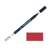 Zig Kurecolor Manga Cartoonist Fine & Brush Dual-Tip Marker Blood Red