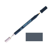 Zig Kurecolor Manga Cartoonist Fine & Brush Dual-Tip Marker Grey