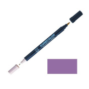 Zig Kurecolor Manga Cartoonist Fine & Brush Dual-Tip Marker Light Violet