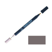 Zig Kurecolor Manga Cartoonist Fine & Brush Dual-Tip Marker Warm Grey 10